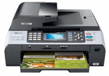 Brother MFC-5890CN Scanner