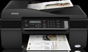 Epson Office BX305f Scanner