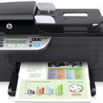 HP Officejet 4500 Scanner