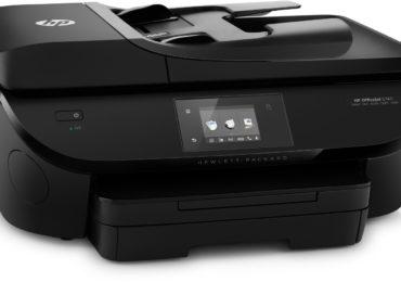 HP Officejet 5742 Scanner
